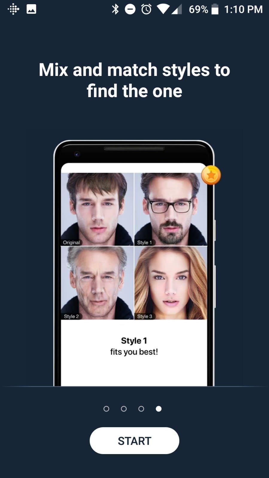 FaceApp 3 4 14 - Descargar para Android APK Gratis