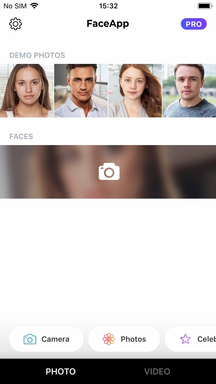 FaceApp - Download for iPhone Free