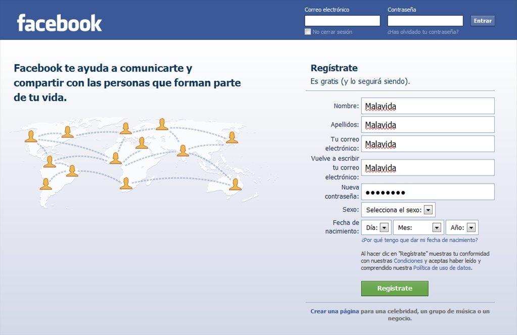 Facebook Webapps image 5