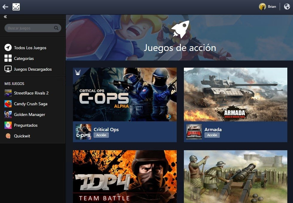 Facebook Gameroom 1 21 6876 32656 - Descargar para PC Gratis