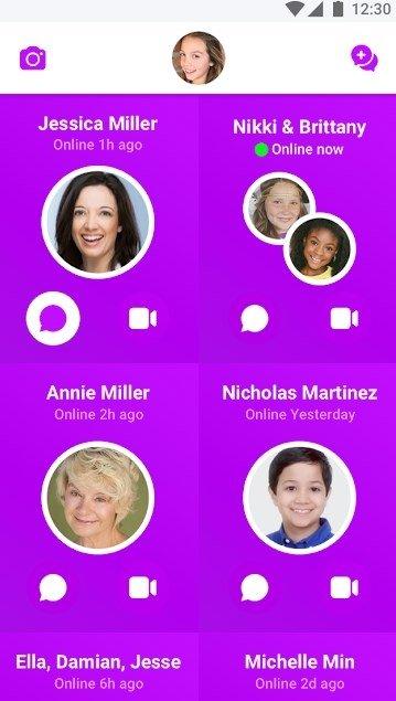 Facebook Messenger Kids 83 0 0 9 114 - Download for Android APK Free