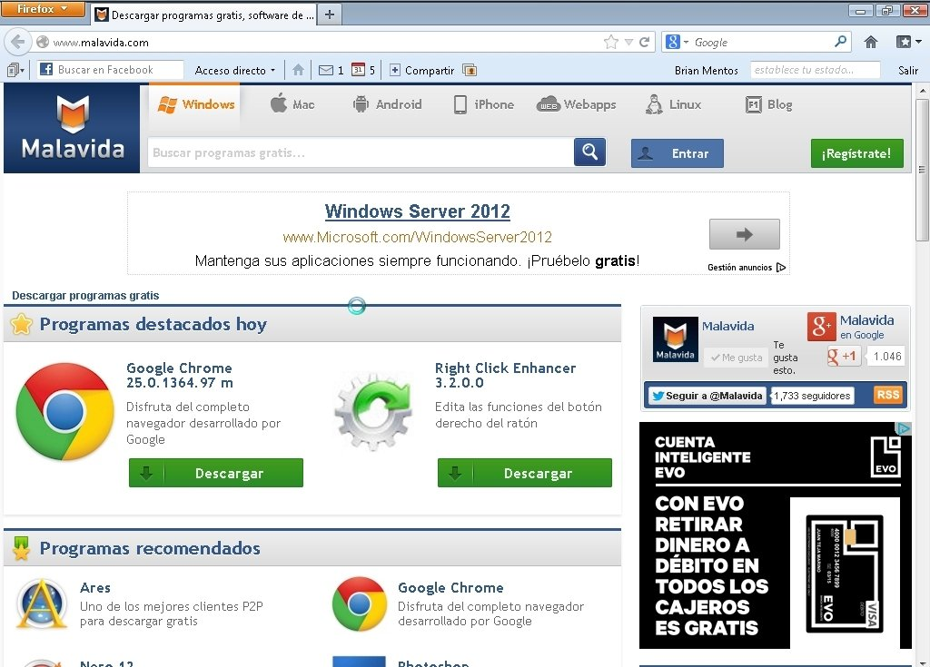 Facebook Toolbar image 4