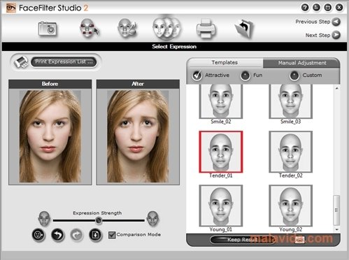 FaceFilter Studio
