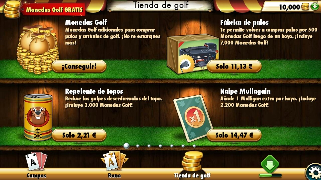 gratis fairway solitaire