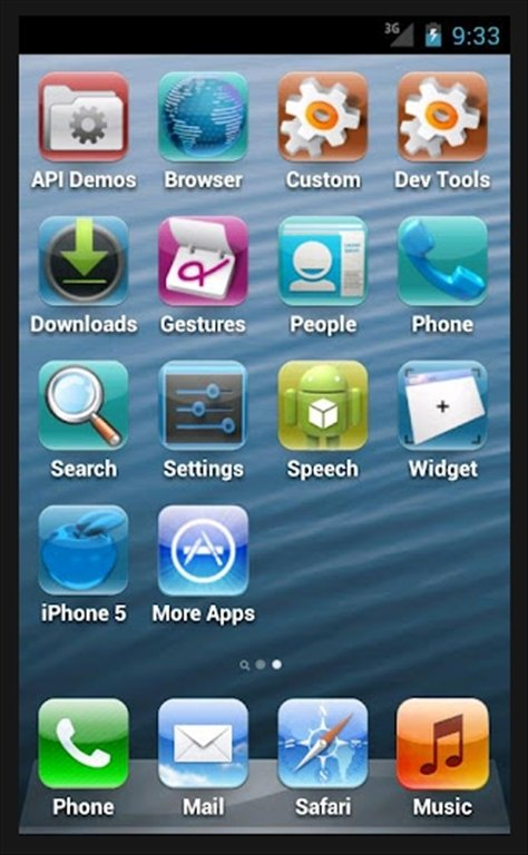 Fake iPhone 5 1 5 - Download for Android APK Free