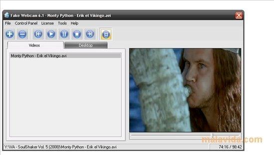 Fake Webcam image 4