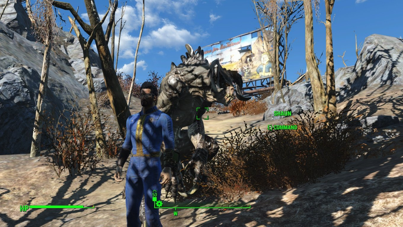 Fallout 4 Creature Follower Mod - Download For Pc Free-5812