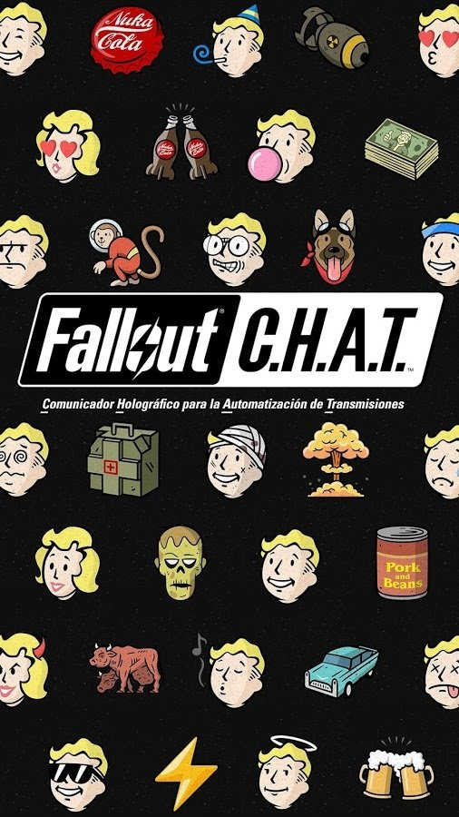 Fallout CHAT Android image 5