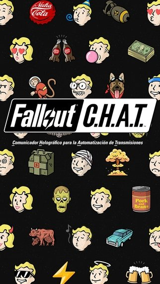 Fallout CHAT iPhone image 5