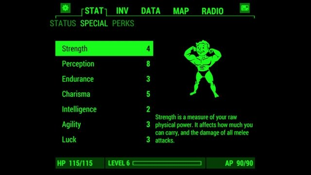 Fallout Pip-Boy iPhone image 4