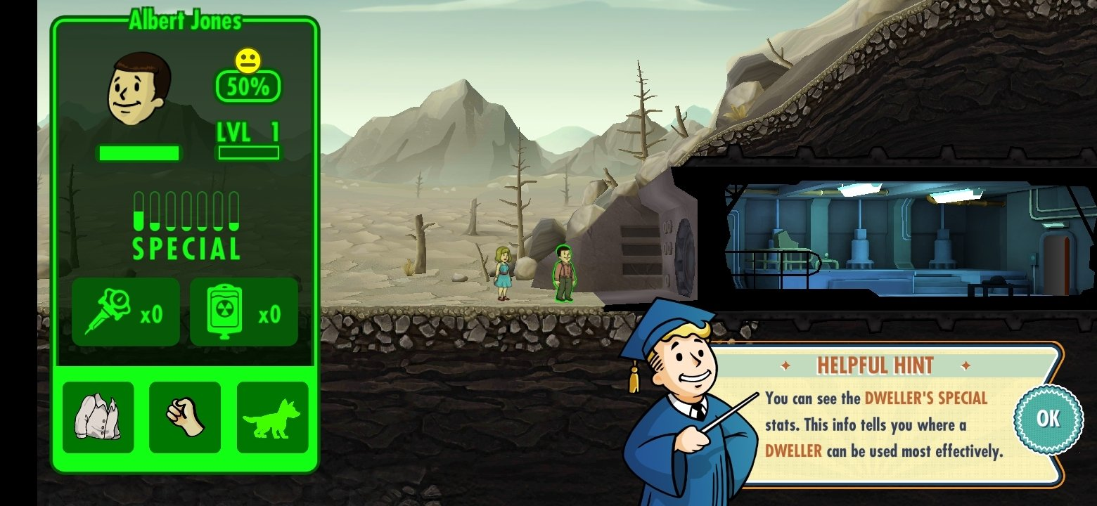 Fallout Shelter Android image 8