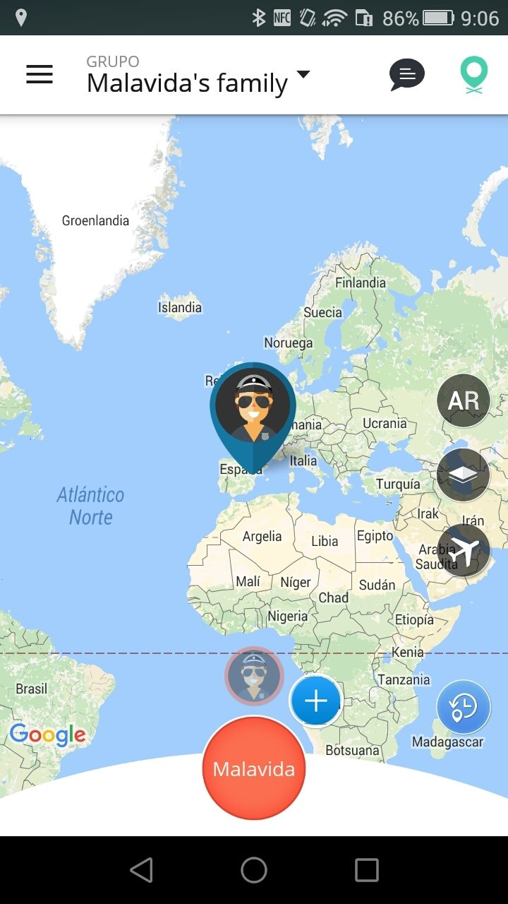 Family Locator - GPS Phone Tracker 5 0 - Download for