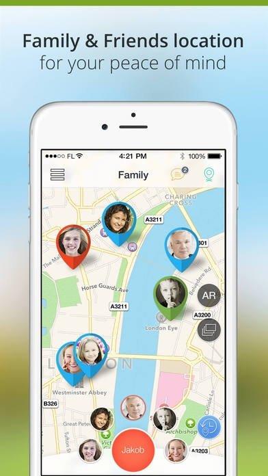 Family Locator - GPS Phone Tracker iPhone image 5