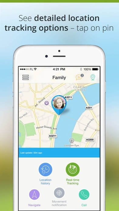Family Locator - GPS Phone Tracker - Download for iPhone Free