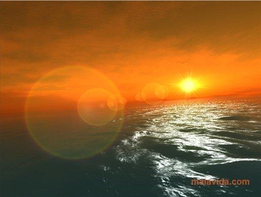 Fantastic Ocean 3D Screensaver image 4