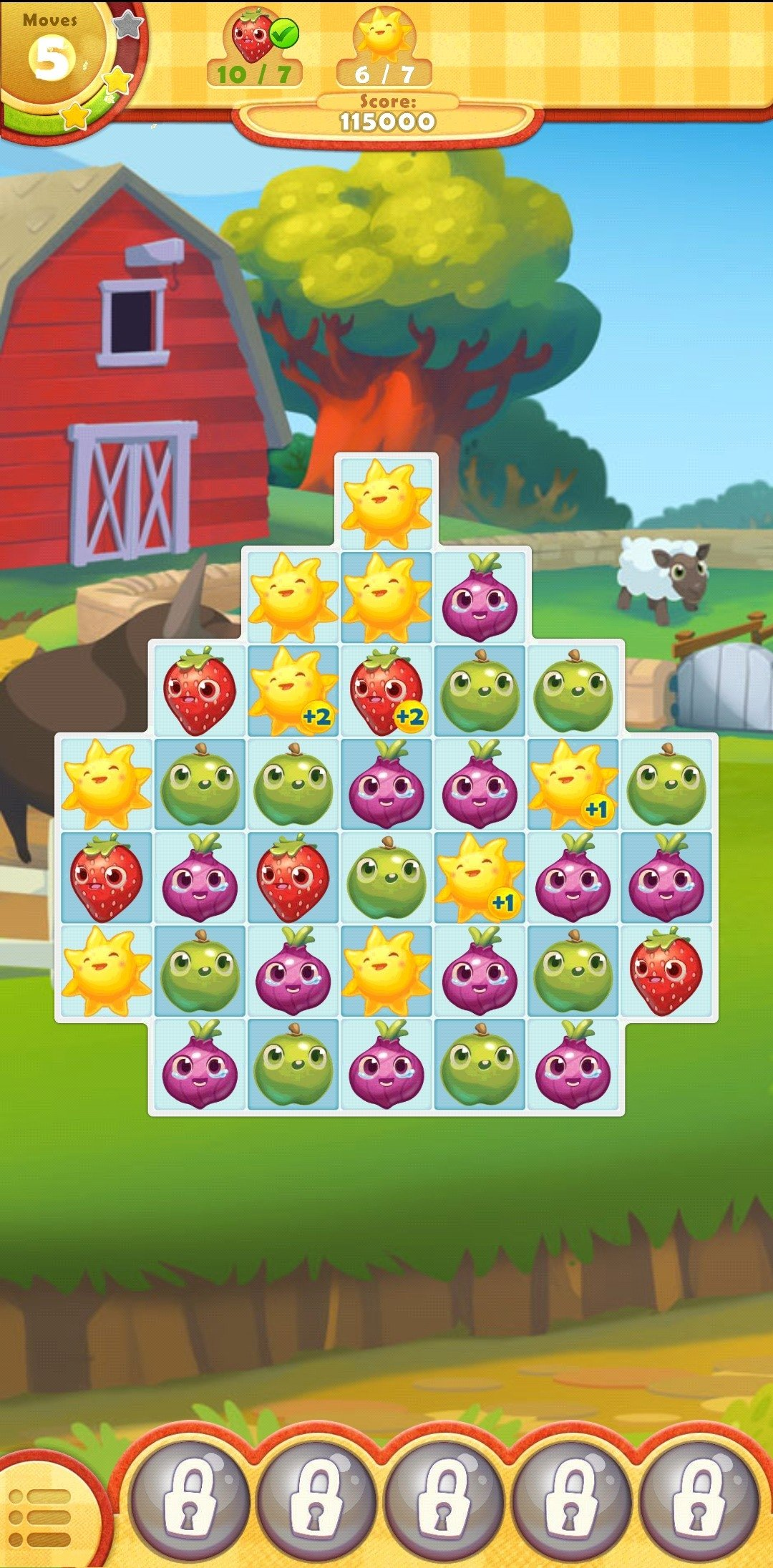 Farm Heroes Saga Android image 5