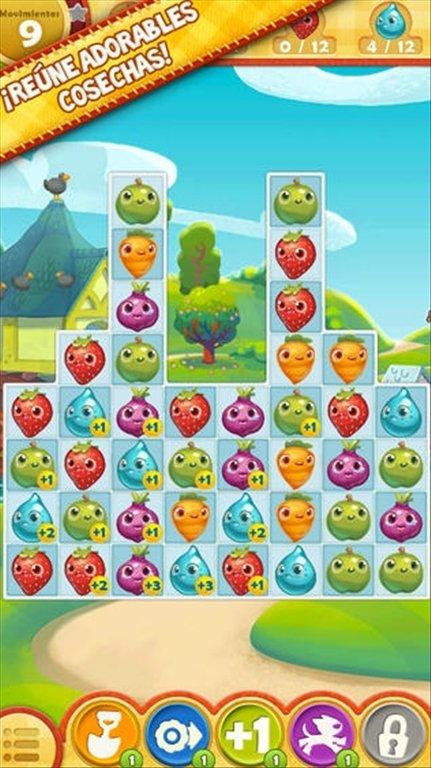 Farm Heroes Saga iPhone image 5