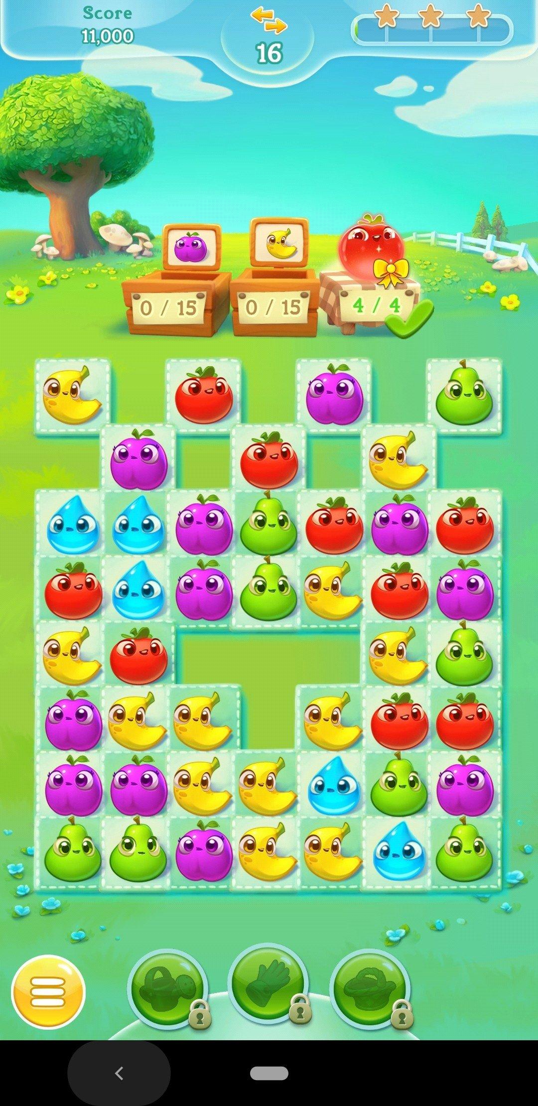 Farm Heroes Super Saga Android image 6