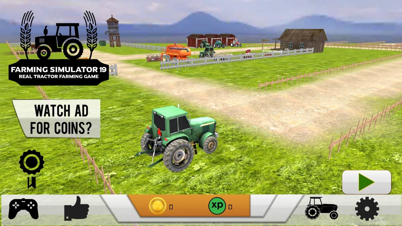 farming simulator 2018 free download full version android