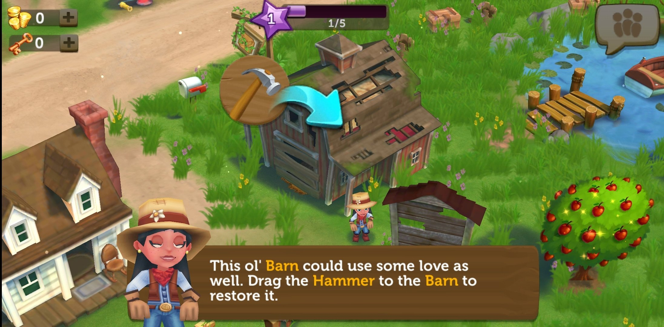 FarmVille 2: Country Escape 13 2 4543 - Download for Android