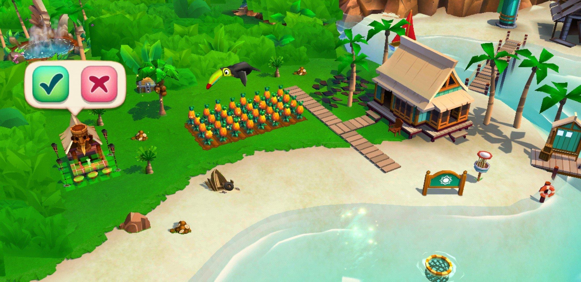 FarmVille: Tropic Escape Android image 5