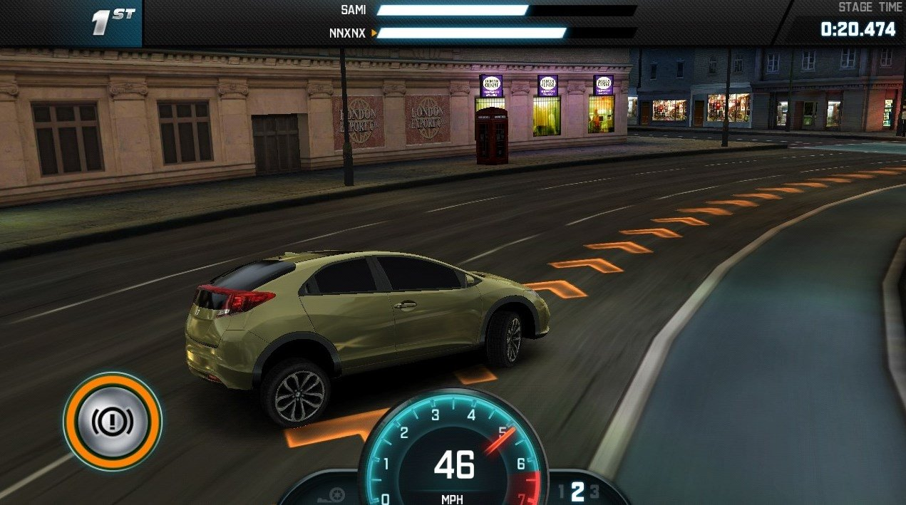 Fast  Furious 6 The Game 412 - Download For Android Apk Free-3066