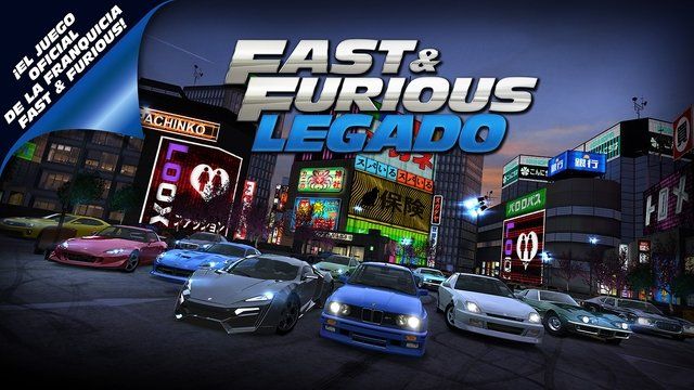 Fast & Furious: Legacy iPhone image 5