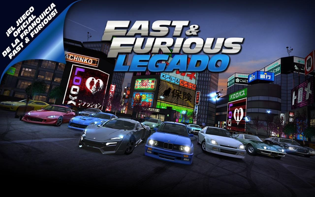 Fast & Furious: Legacy Android image 5
