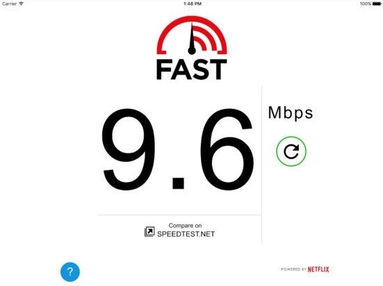fast speed test 1 0 8 iphone用ダウンロード無料