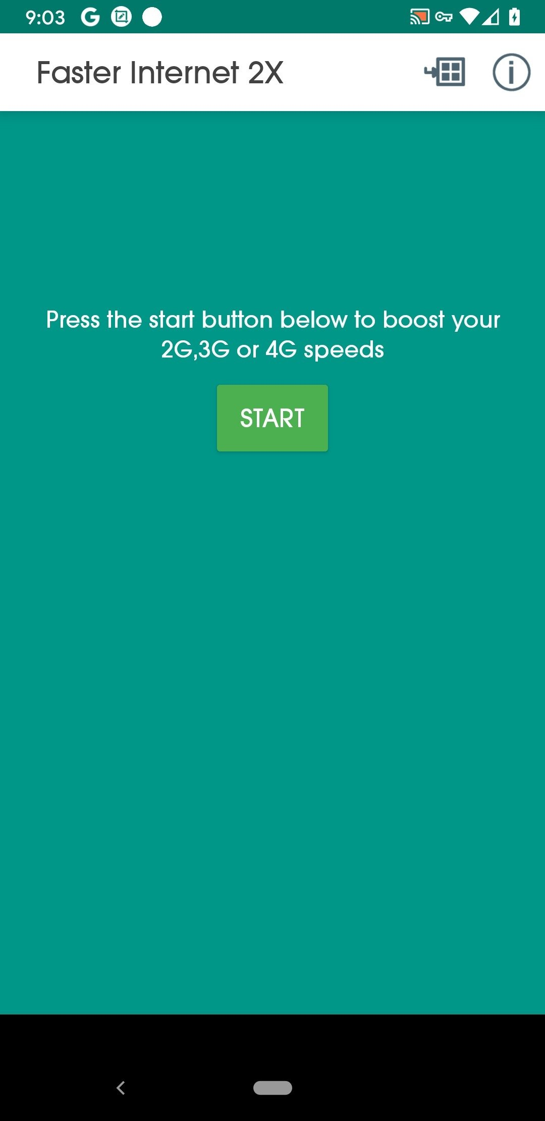 Faster Internet 2X 2 0 - Download for Android APK Free