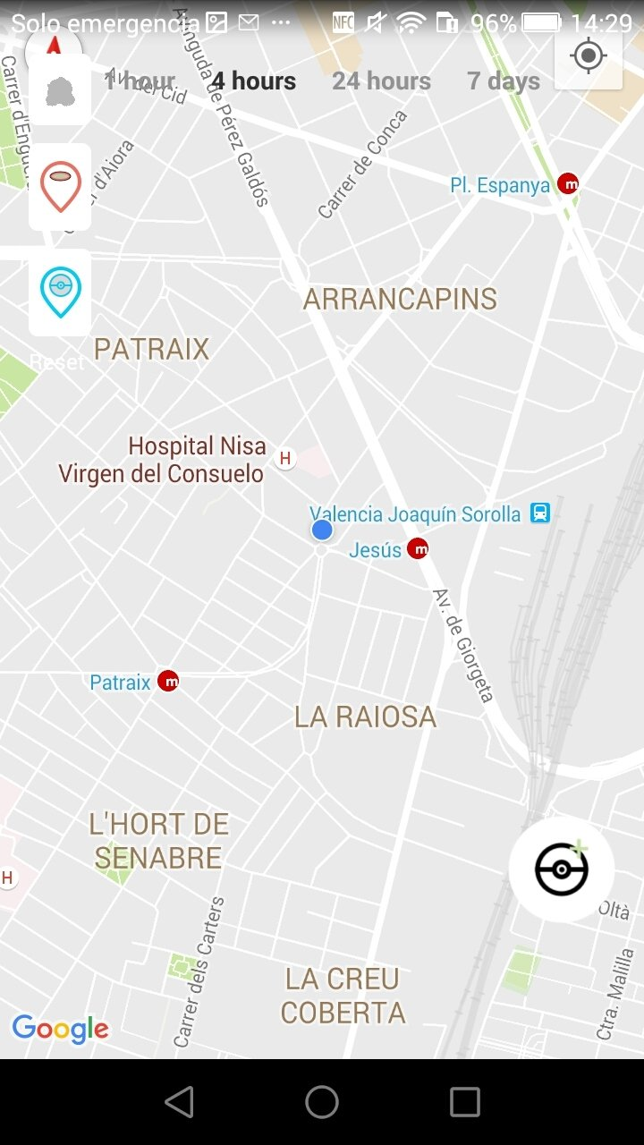 FastPokeMap 1 1 2 - Download for Android APK Free
