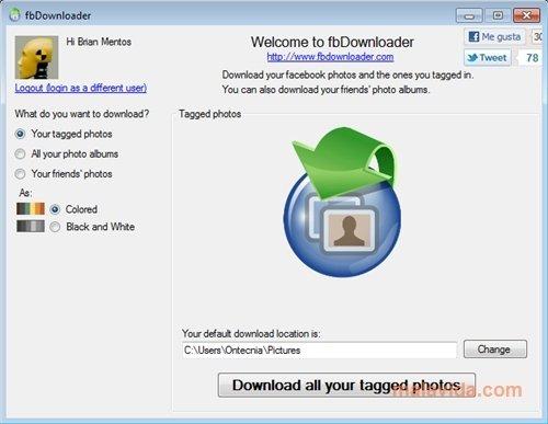 fbdownloader 2016 gratuit