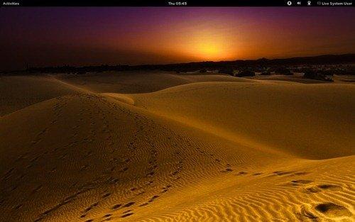 Fedora Linux image 4