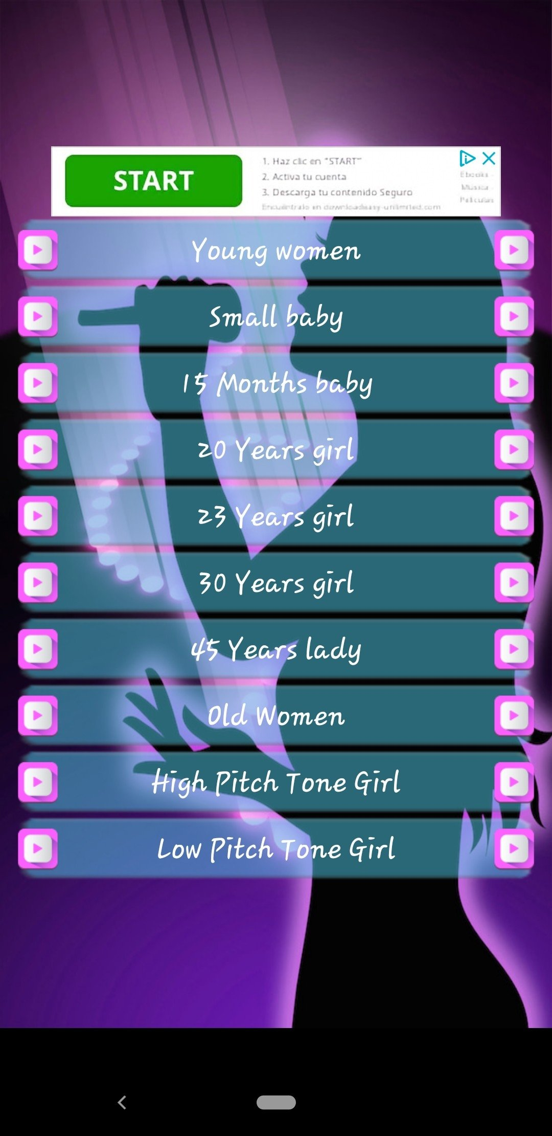 Female Voice Changer 1 3 - Download for Android APK Free