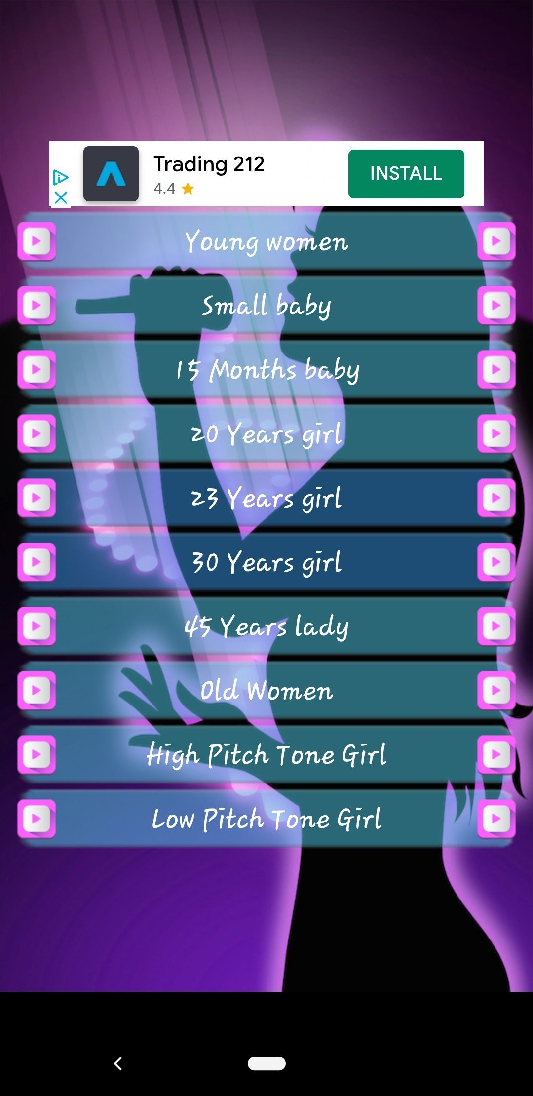 Female Voice Changer 9.9 - Download for Android APK Free
