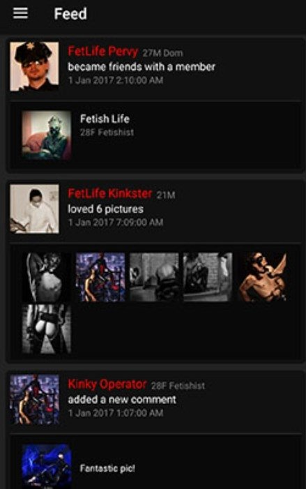 Fetlife pictures to download from images.dujour.com