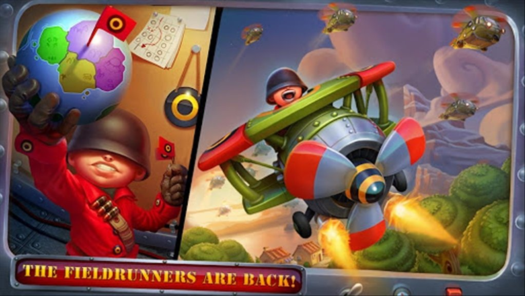 Fieldrunners Android image 5