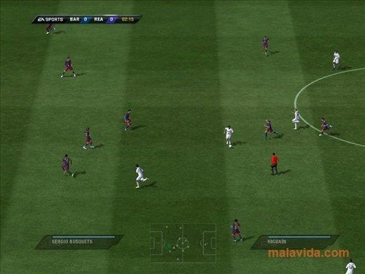 FIFA 11 Demo