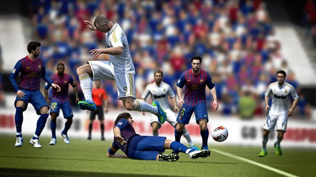 FIFA Soccer 12 Finally Comes to the Mac — Available to Download Now