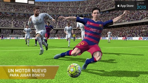 FIFA 16 Ultimate Team iPhone image 5