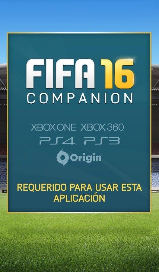 FIFA 16 Companion Android image 5