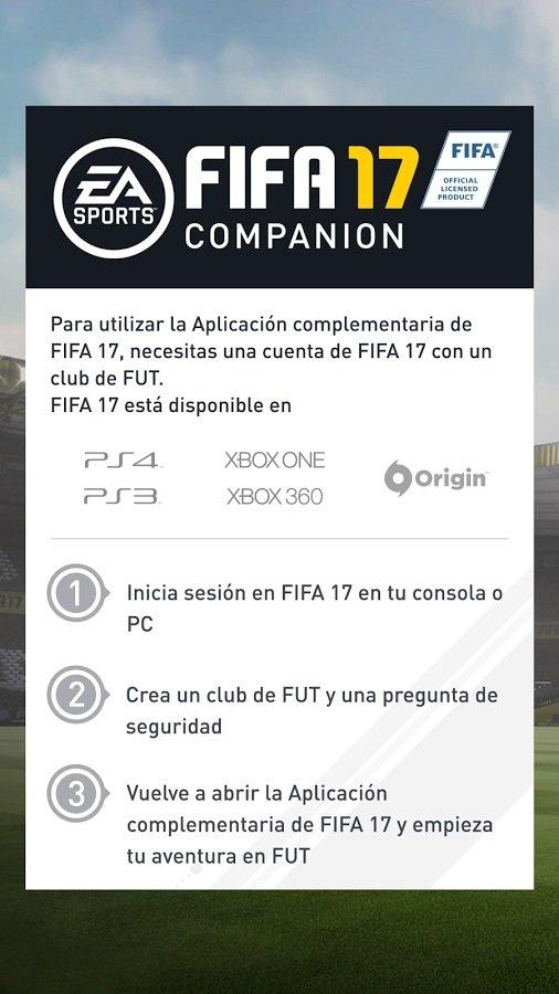 FIFA 17 Companion Android image 5