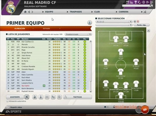 FIFA Manager 12 image 7