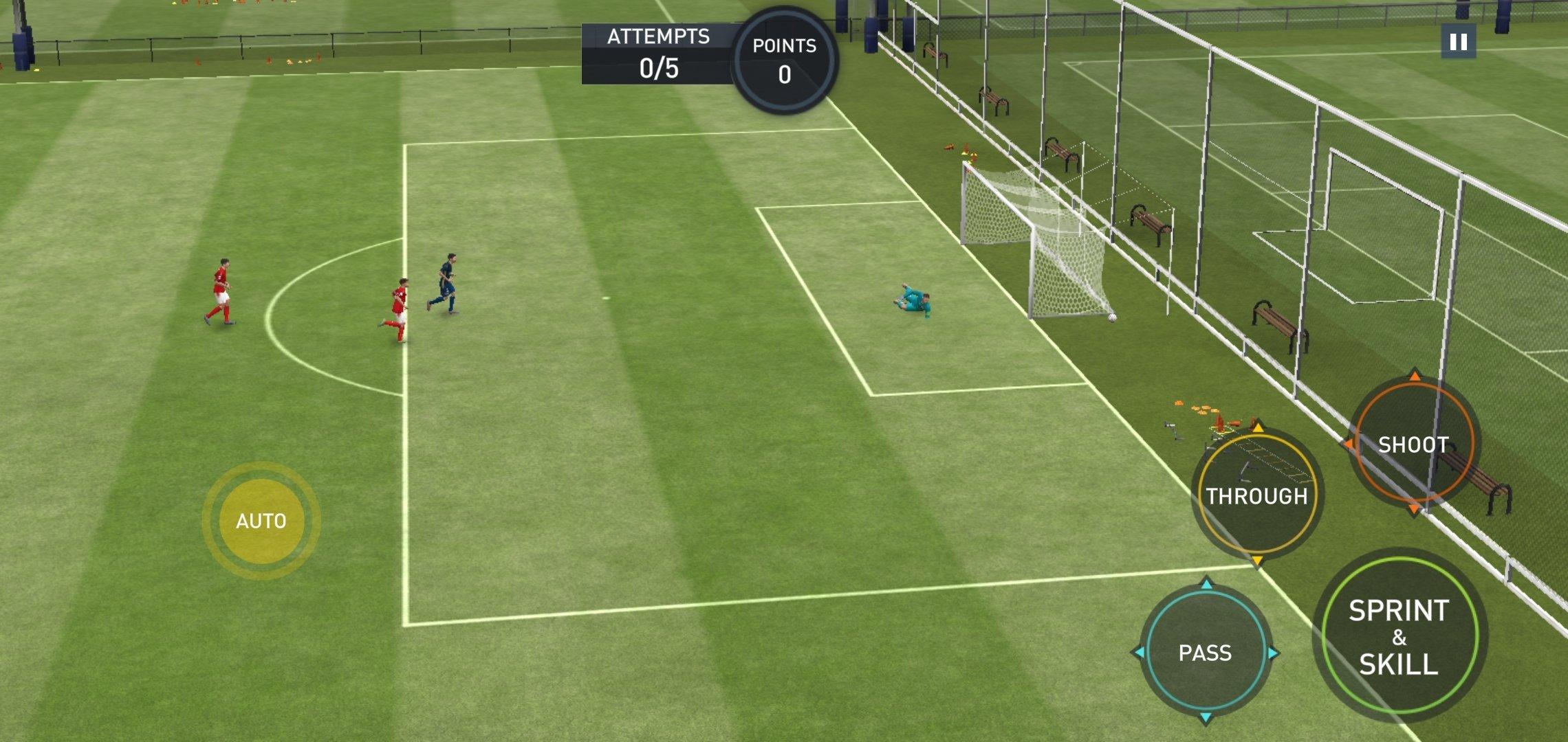 FIFA Fußball 13.1.10 - Download für Android APK Kostenlos