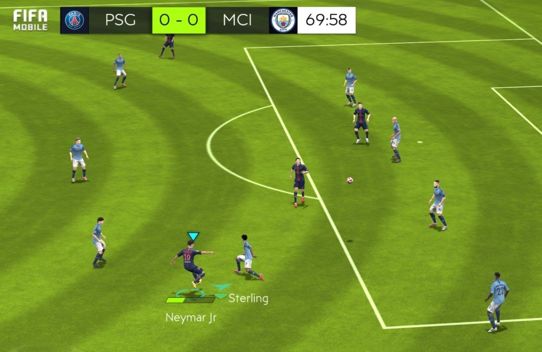 FIFA Mobile Soccer iPhone image 5