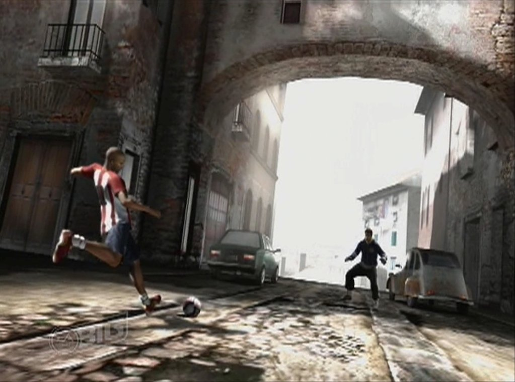 FIFA Street 2 Video