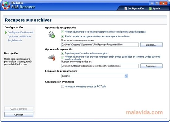 TOOLS TÉLÉCHARGER FILE 8.0.0.39 PC RECOVER