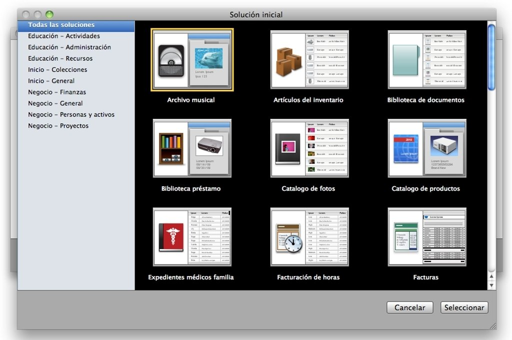 FileMaker Pro 17 0 4 400 - Download for Mac Free