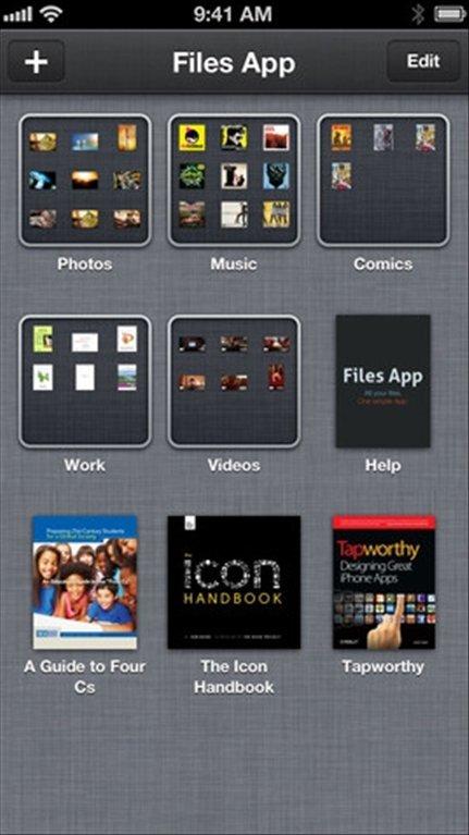 Files App iPhone image 5