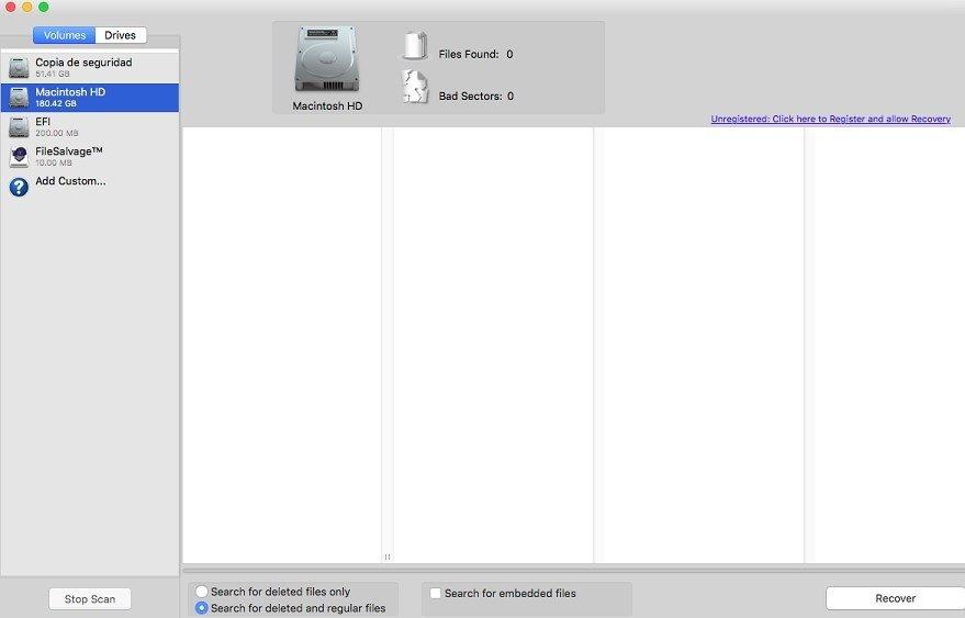 Filesalvage Serial Number Mac